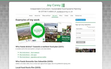 Joy Carey