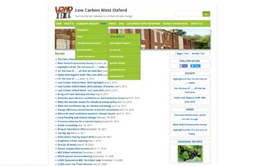 Low Carbon West Oxford