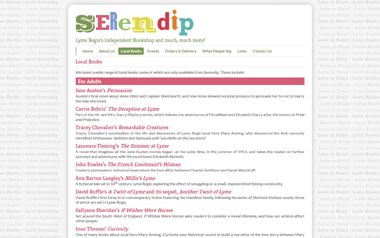 Serendip Lyme - Lyme Regis's Independent