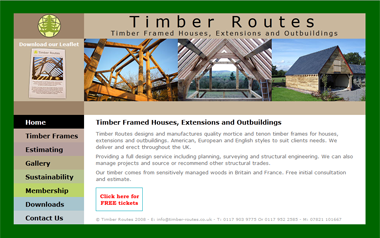 Timber Routes